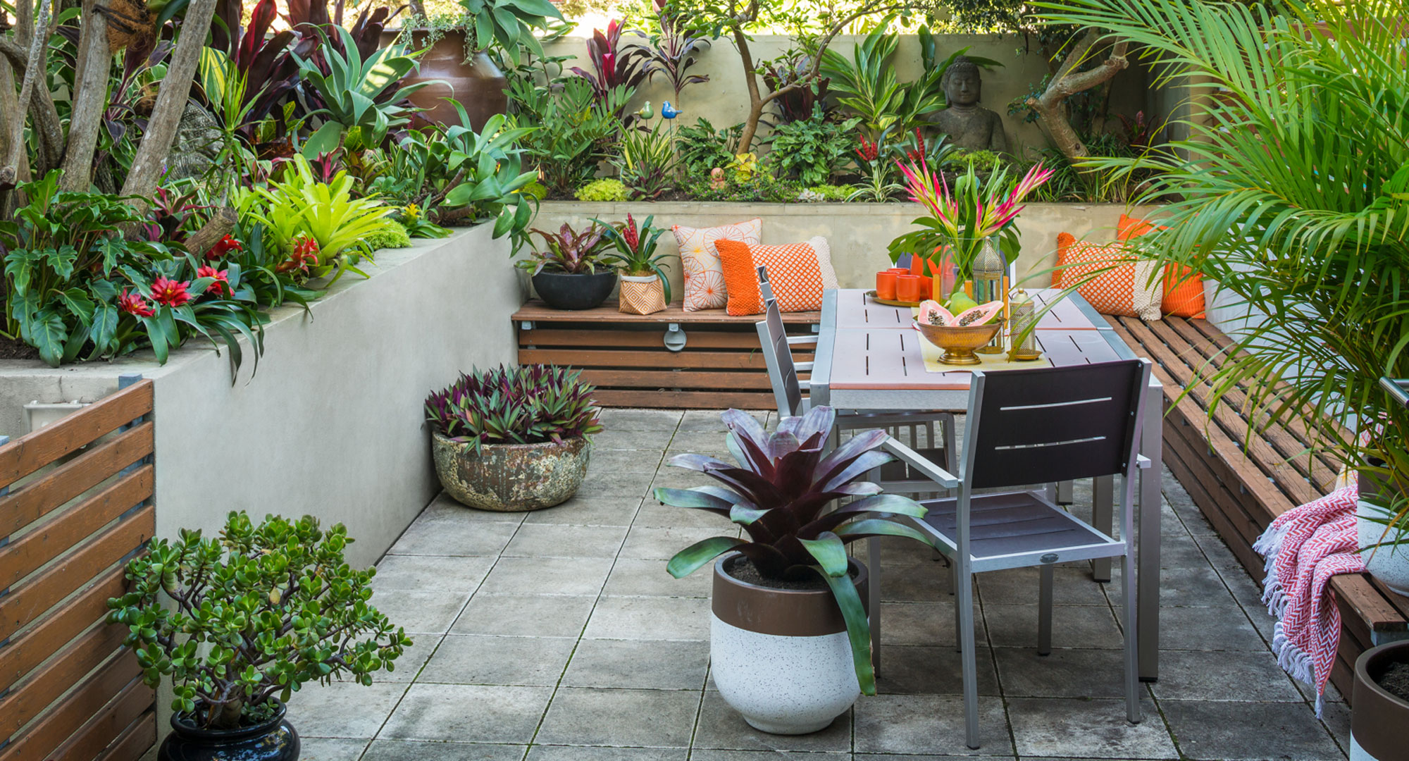 How to design your small back garden space | Better Homes ... on Tiny Back Garden Ideas id=28758