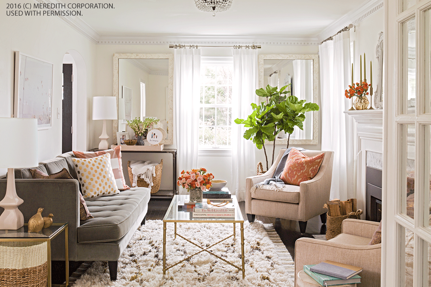 Living Room Solutions - How to Design Small Spaces With Style on Small Living Room Decorating Ideas  id=12990