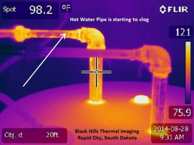 Clogging Hot Water Heater