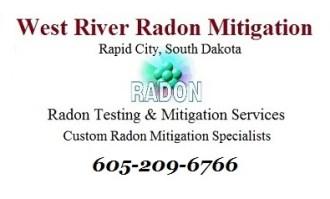 Rapid City Radon Mitigation - Sturgis SD Radon Mitigation Services