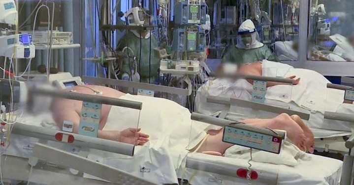 कोरोना भाइरस : स्पेनमा २४ घण्टामा ३२ को मृत्यु