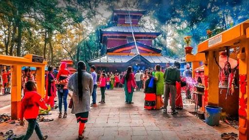 बाग्लुंग कालिका मन्दिरको दर्सन गरि आजको राशिफल पढौ