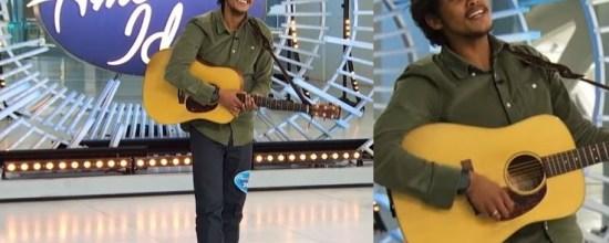 नेपाली युवा गायक दिवेश अमेरिकन आइडलको फाइनलमा