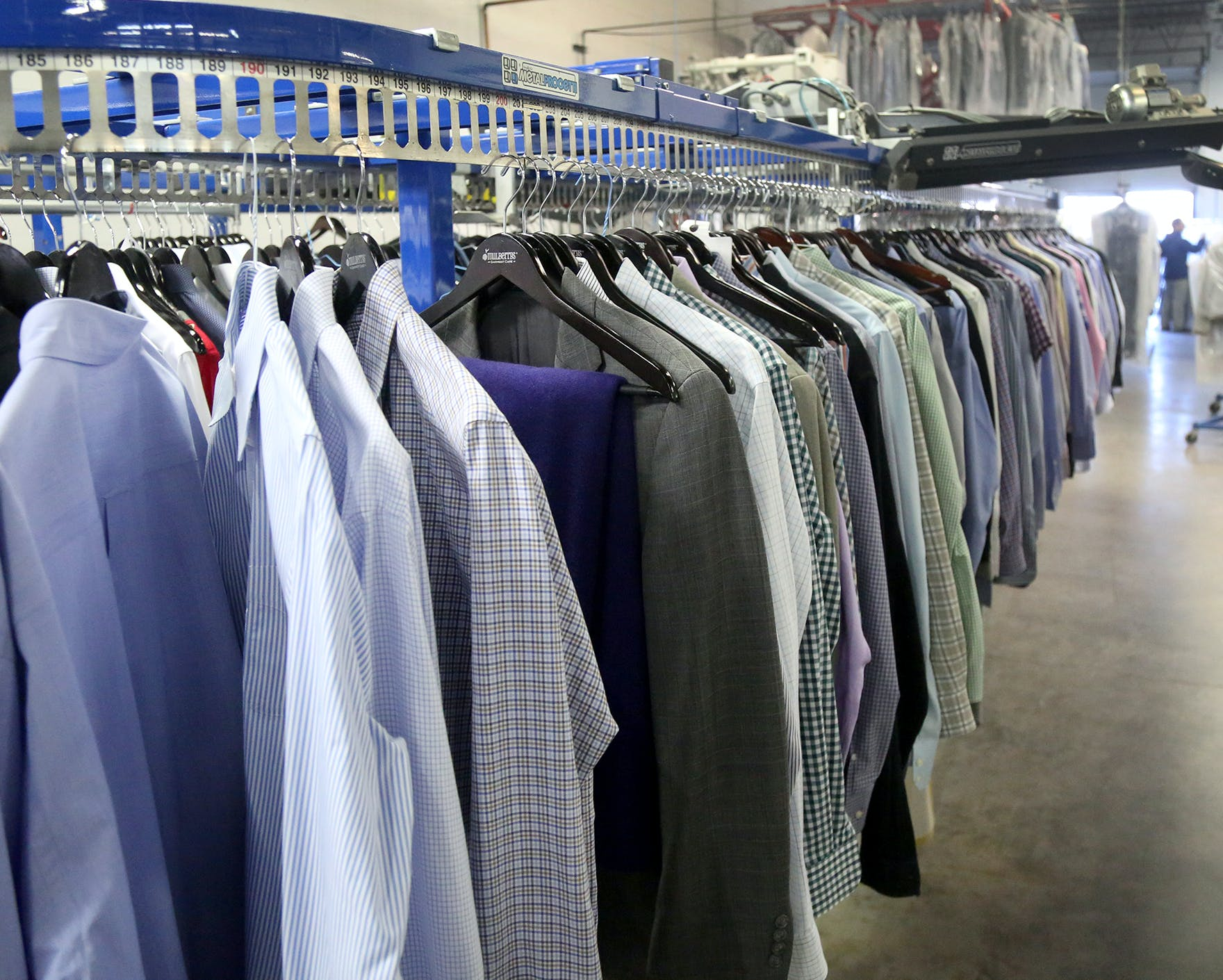 dry cleaner