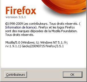 FIREFOX 37.0 TÉLÉCHARGER
