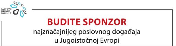 Sarajevo Biznis forum 2018