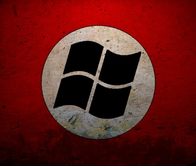 Microsoft Windows Nazi Flag  Download Close