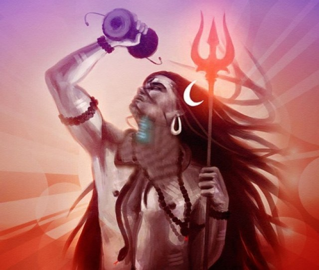 Lord Shiva Hd Wallpapers Page 1