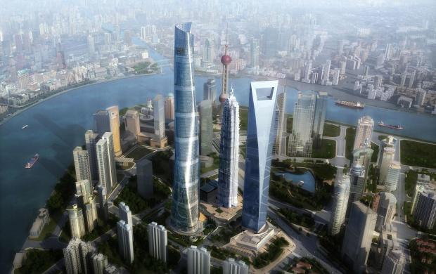 Image result for 2. Shanghai Tower Wallpaper
