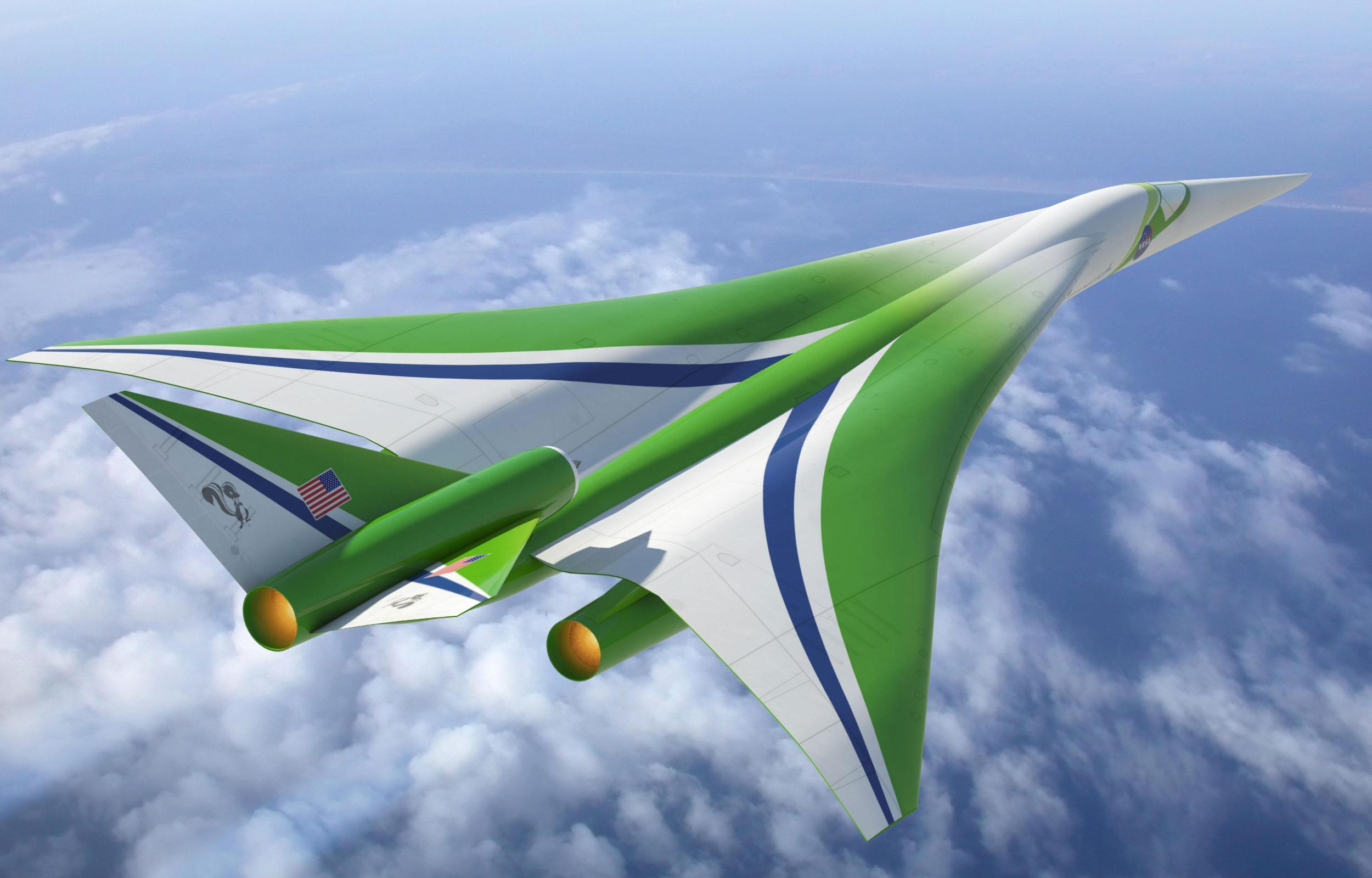 nasa future aircraft wallpapers