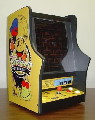 Ms. Pacman Countertop at www.BirmignhamVending.com