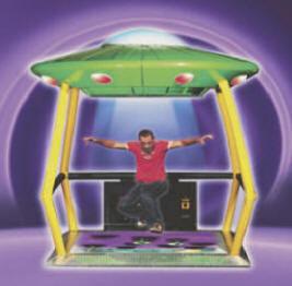 UFO Stomper Game image at www.BirminghamVending.com