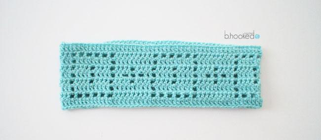 Crochet Curtain Tie