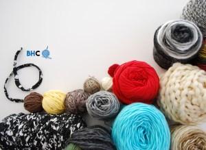Yarn to crochet