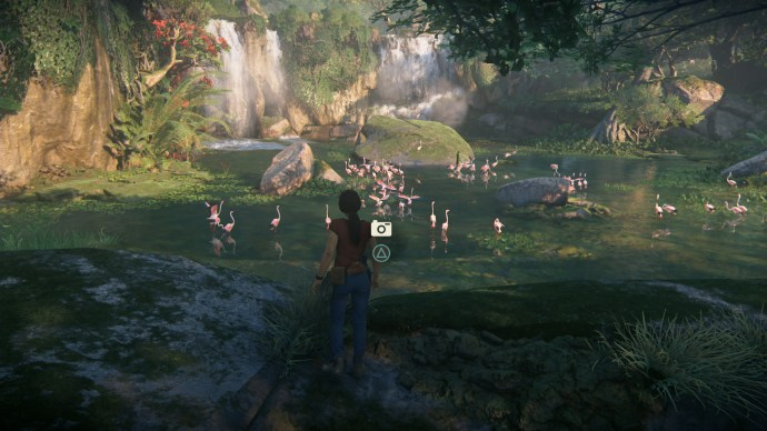 Uncharted - Photo Ops in The Lost Legacy