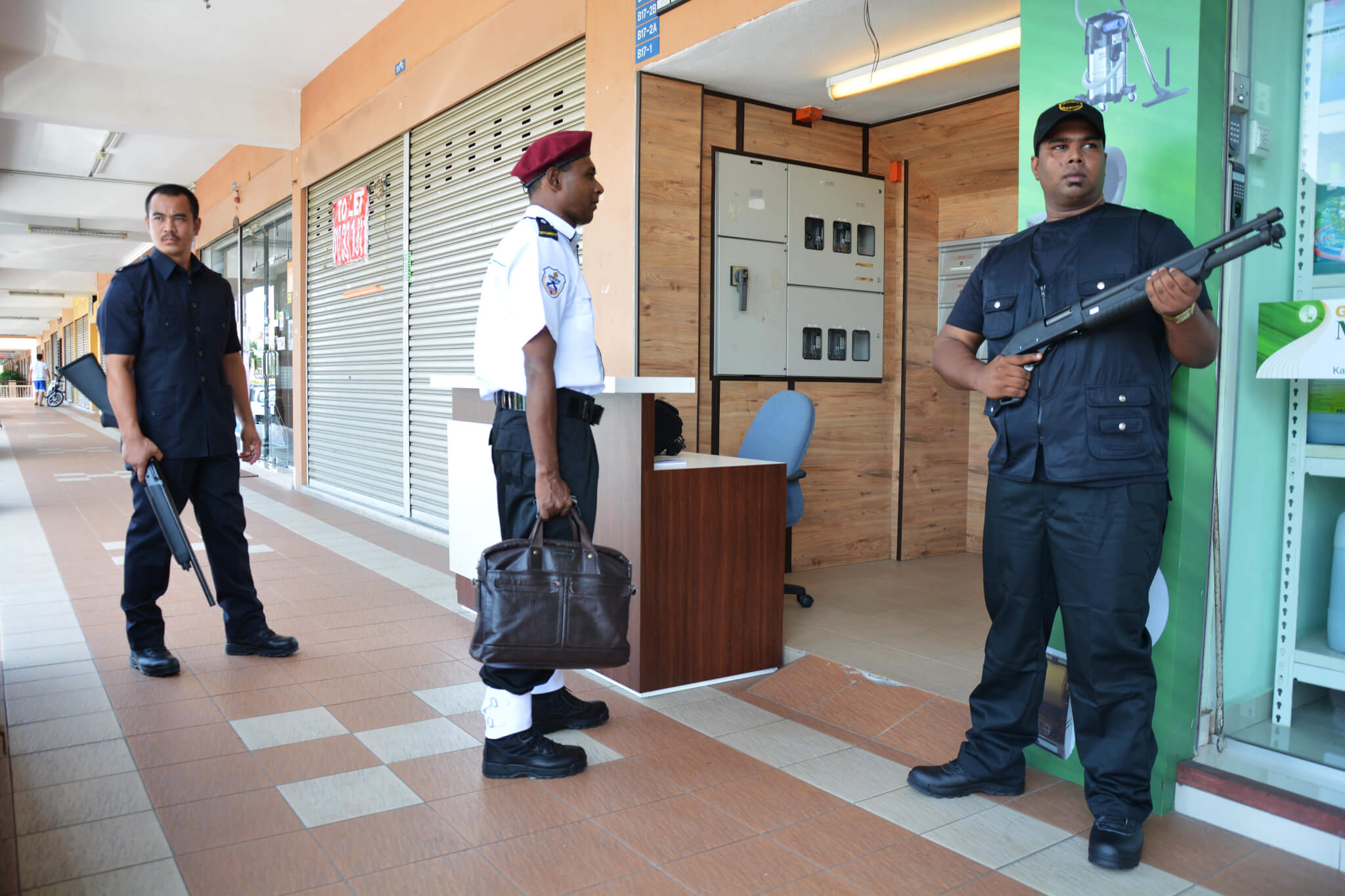 Security Services Bhora Holdings Sdn Bhd