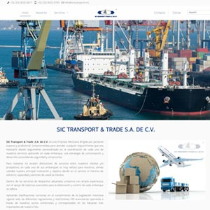 Proyecto SIC Transport & Trade