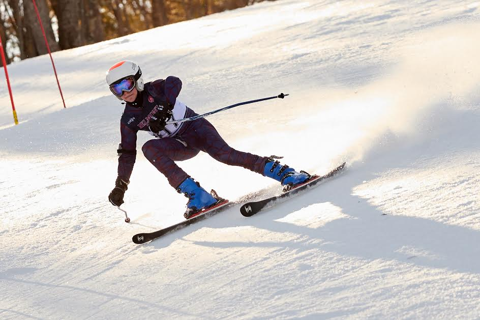 Alpine Skiing Earns Respectable Rank in New England