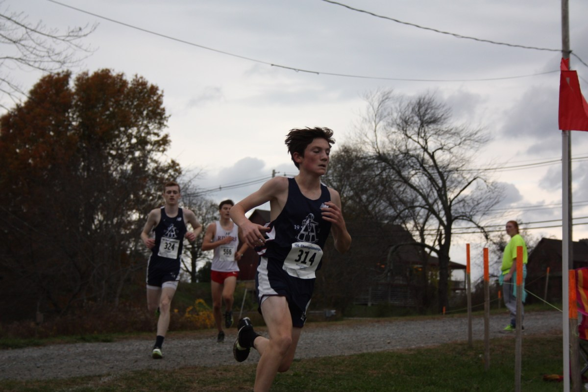 BH XC Falls Short of ISL Title in McGaugh-Pappo Duo's Last Year on Team
