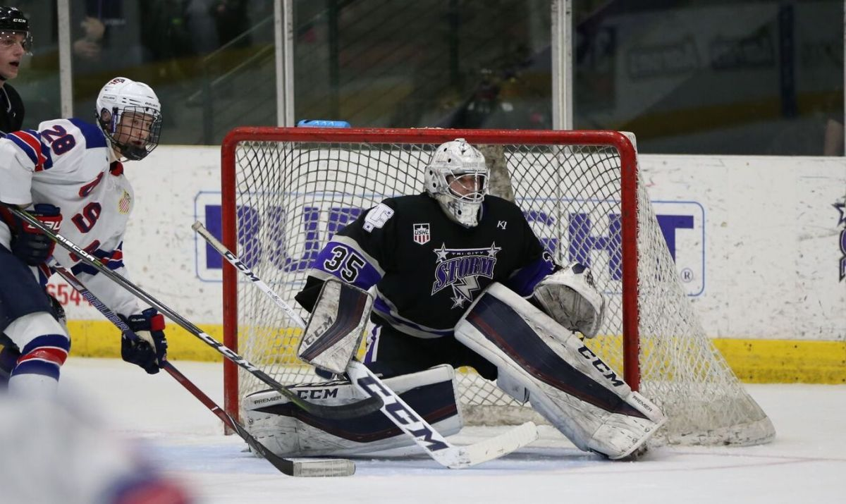 Connor Hopkins '19 Returns from Stint in USHL