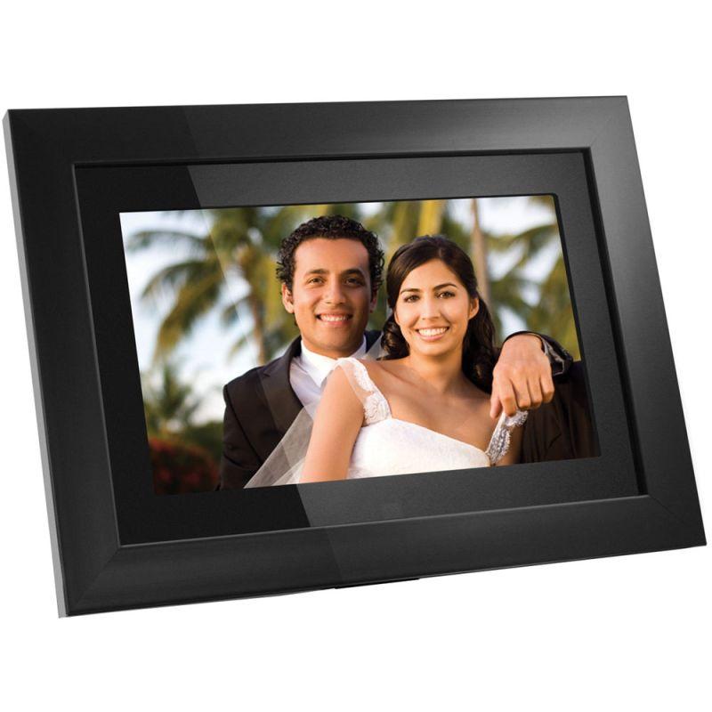 How To Set Up Aluratek Digital Photo Frame Frameboborg