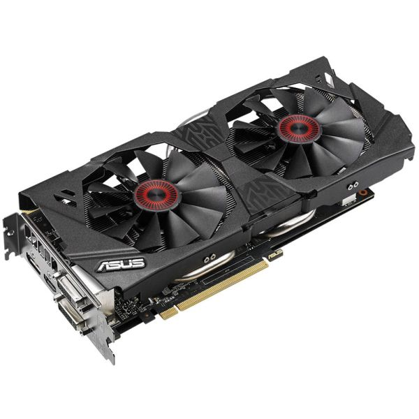 ASUS Strix GeForce GTX 970 Graphics Card STRIXGTX970