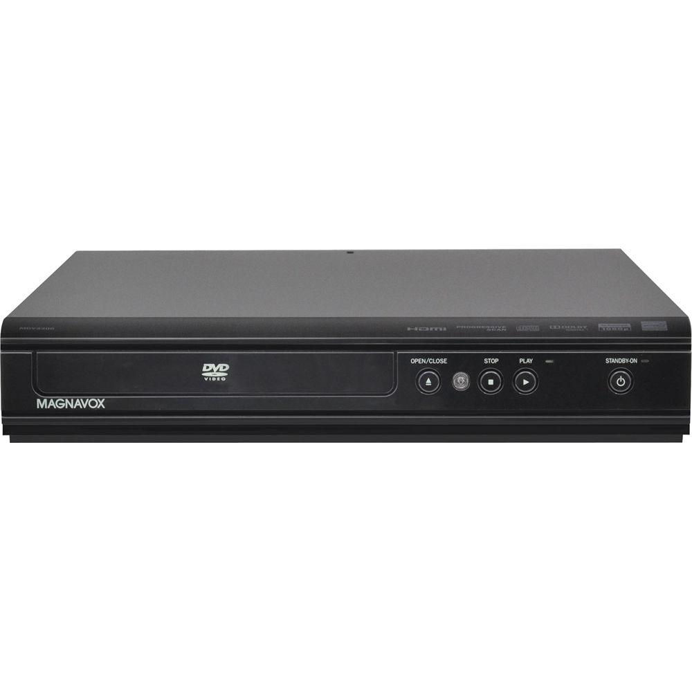 Magnavox Blue Ray Dvd Player