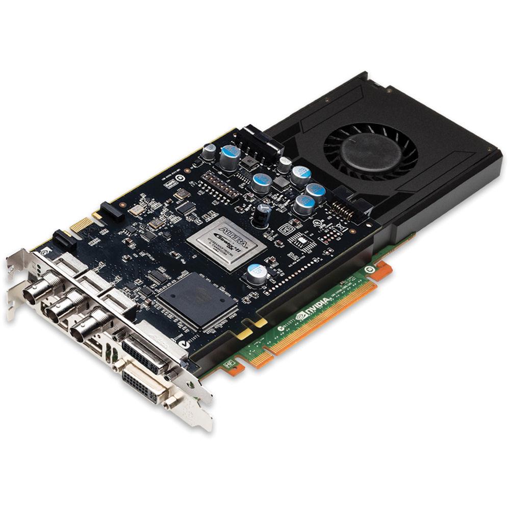 PNY Technologies NVIDIA Quadro K4000 SDI VCQK4000SDI-PB B&H