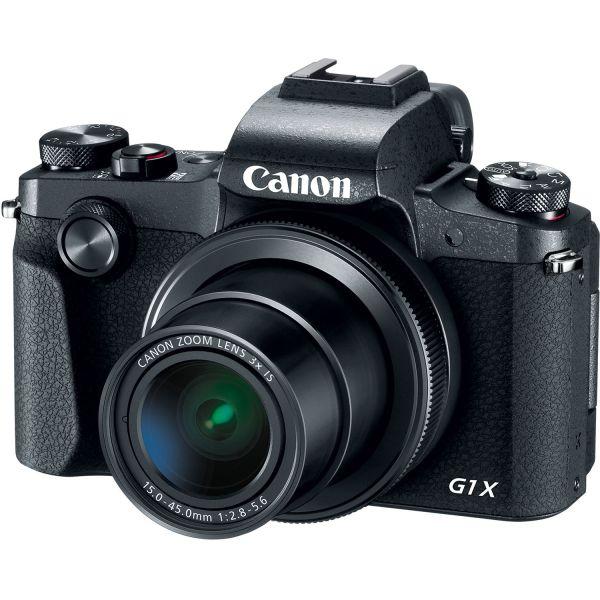 Canon G1X Mark III PowerShot Digital Camera 2208C001 B&H