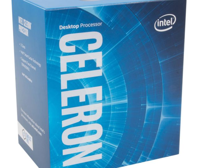 Intel Celeron G Ghz Dual Core Lga 1151 Processor