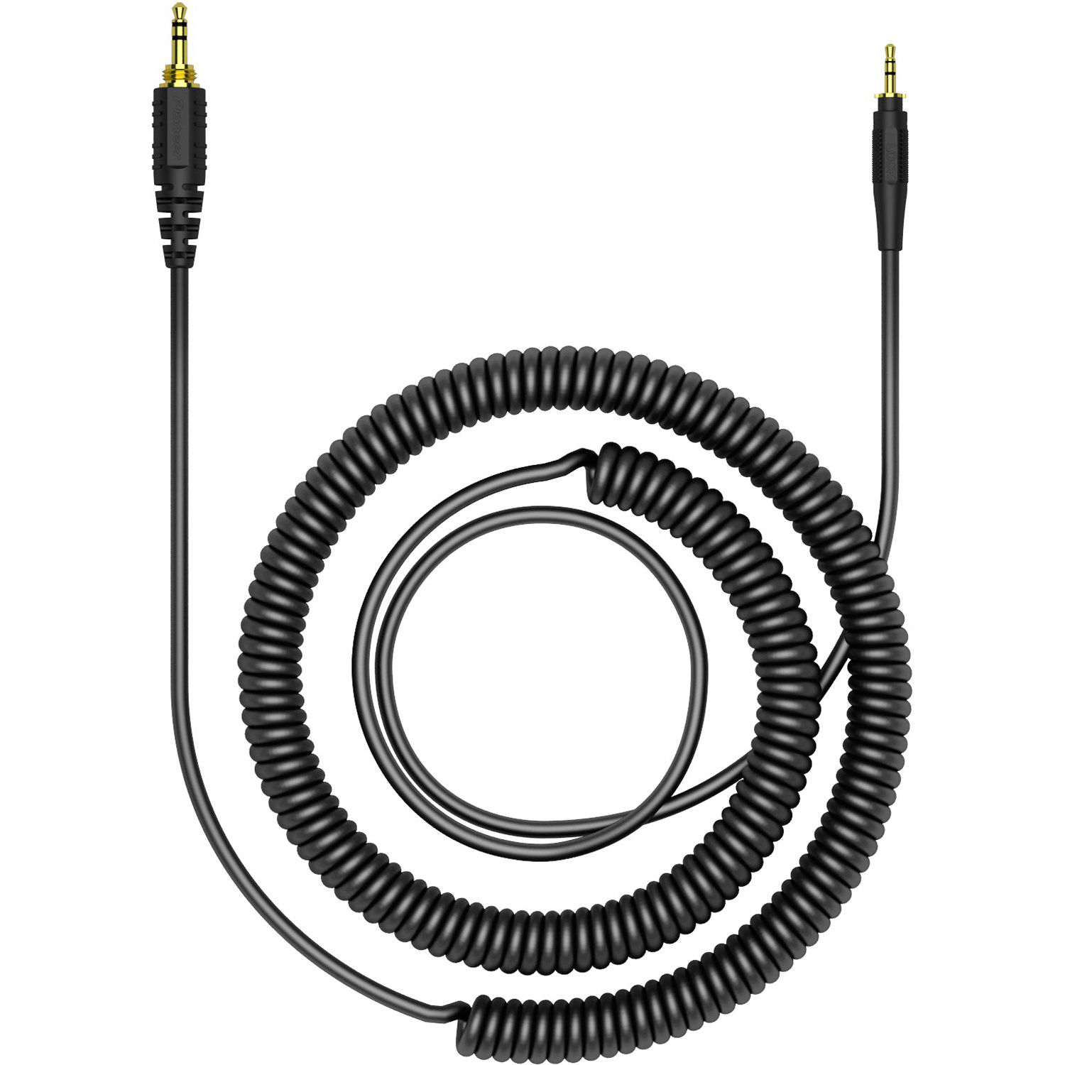 Pioneer Dj Coiled Cable For Hrm 7 Hrm 6 Hrm 5 Hc Ca B Amp H