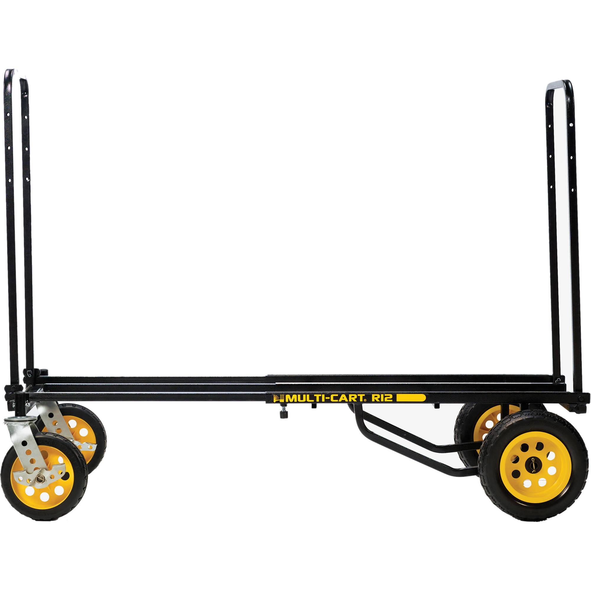 Multicart Rocknroller R12rt 8 In 1 All Terrain Equipment R12rt