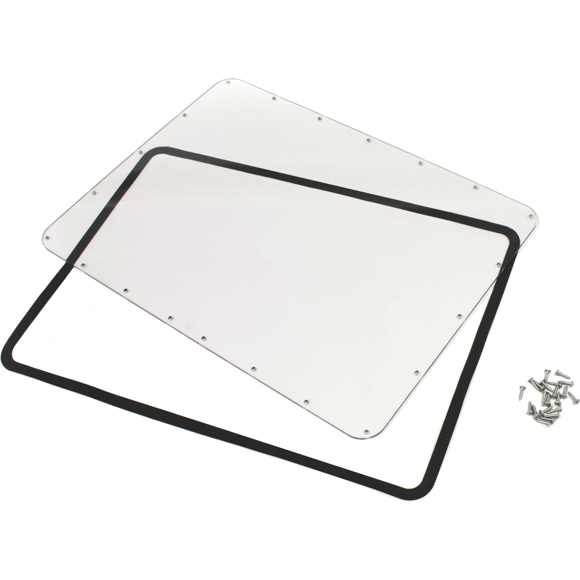 Nanuk Waterproof Panel Kit For 940 Case 940 Panel Kit B Amp H