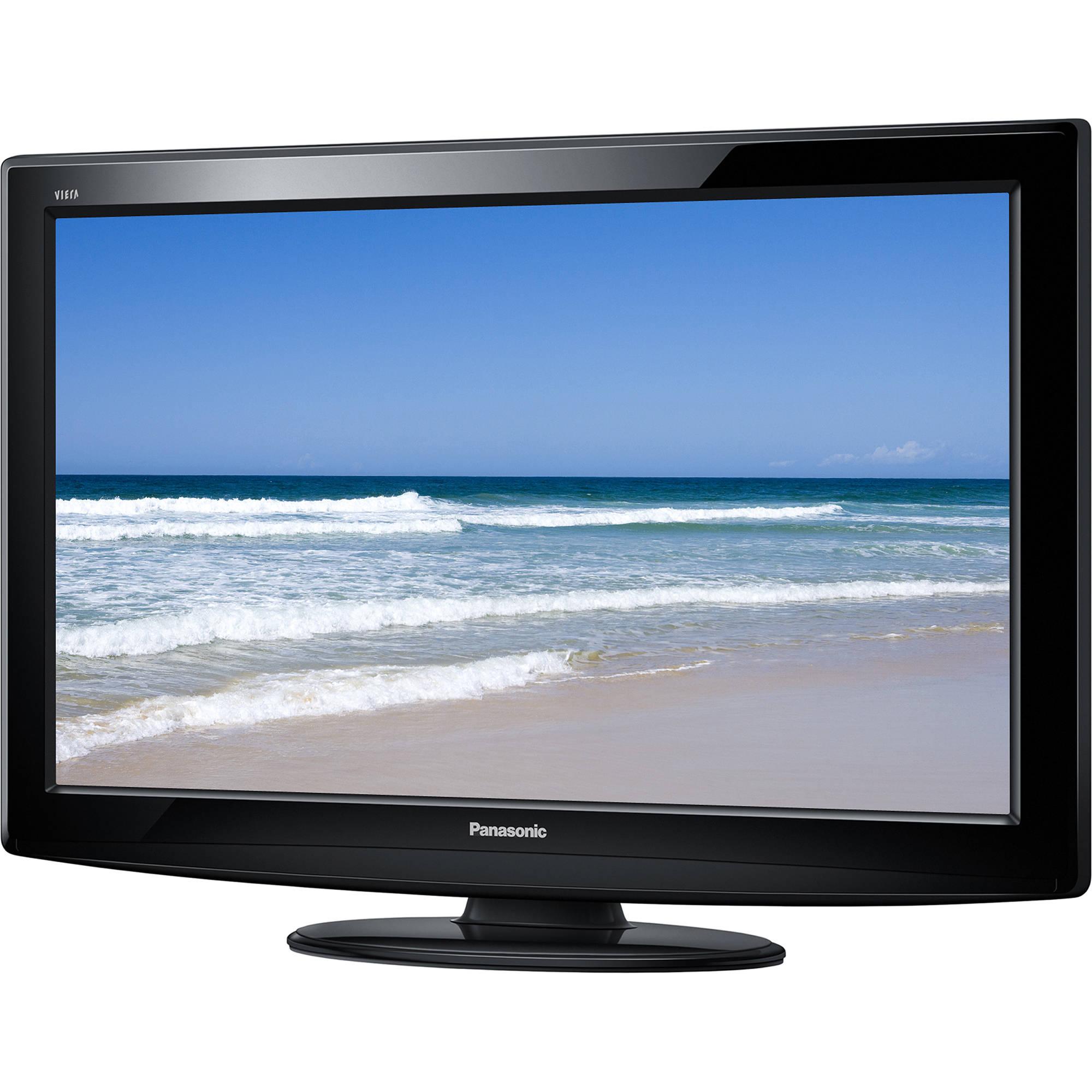 Panasonic Tc L32u22 32 Viera P Lcd Tv Tc L32u22 B Amp H