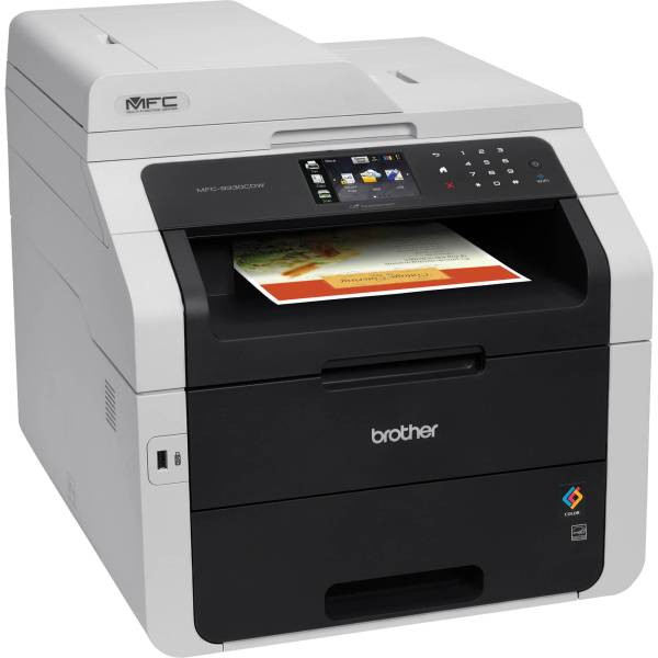 Brother MFC 9330CDW Wireless Color All in One Laser MFC 9330CDW Brother MFC 9330CDW Wireless Color All in One Laser Printer