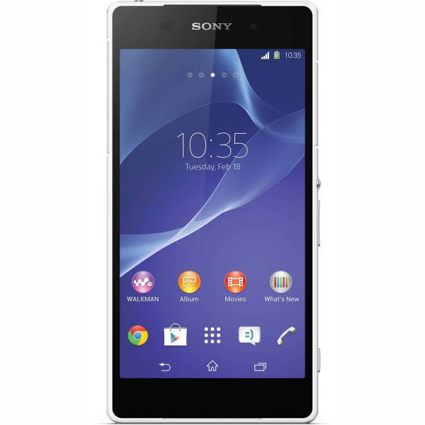 Sony Xperia Z2 D6503 16GB Smartphone (Unlocked, White ...