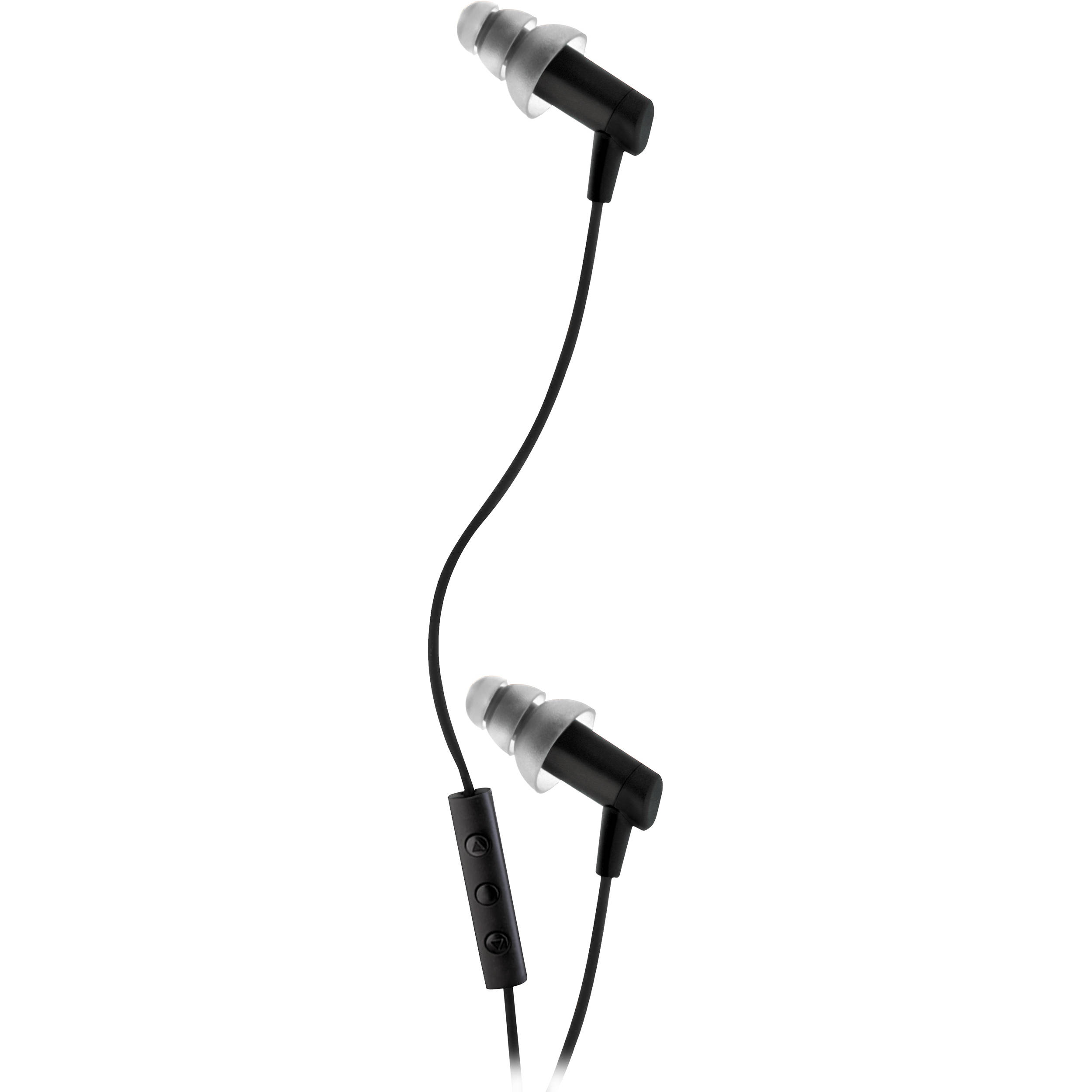 Etymotic Research Hf3 Noise Isolating In Ear Er23 Hf3 Black I