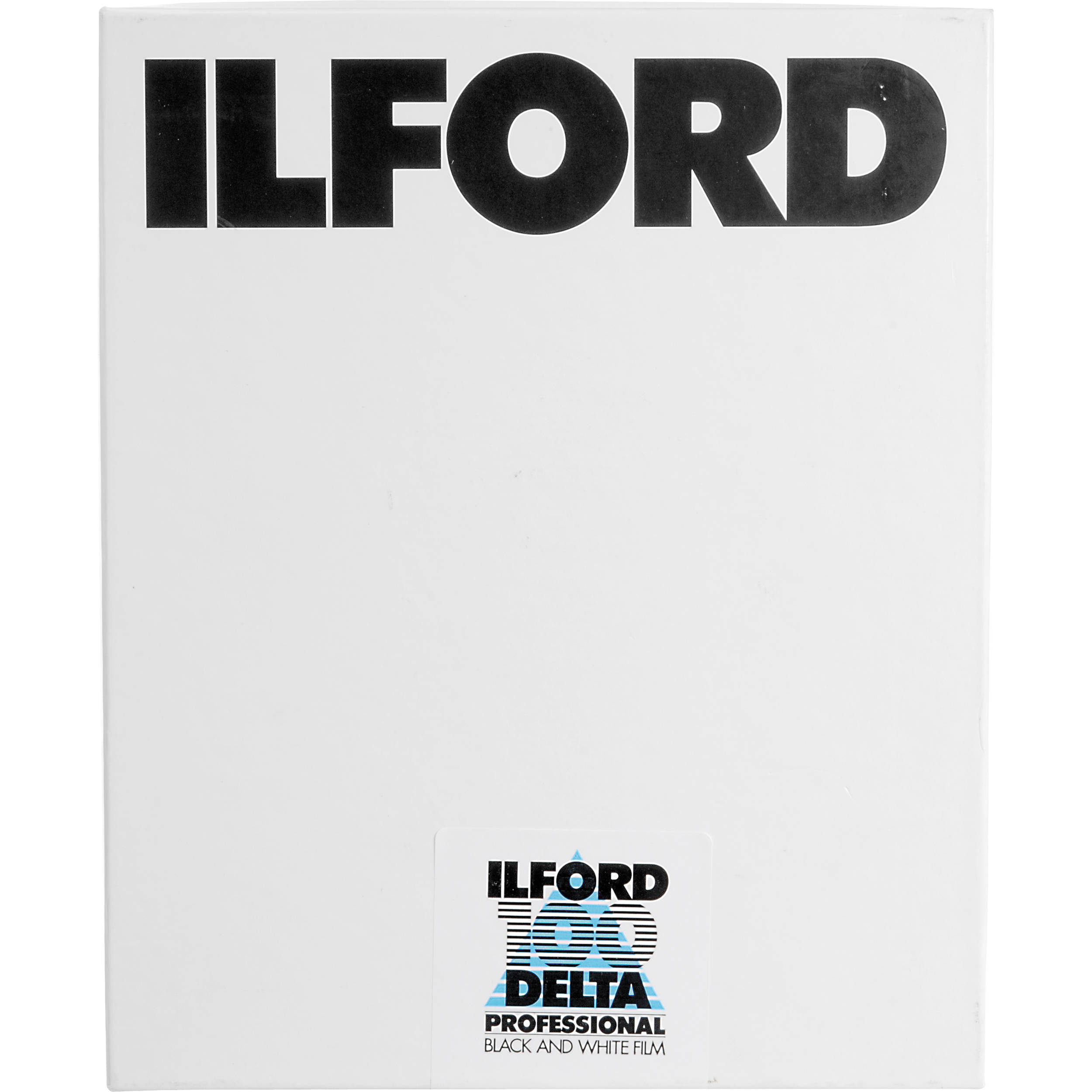 Ilford Delta 100 Professional Black And White Negative