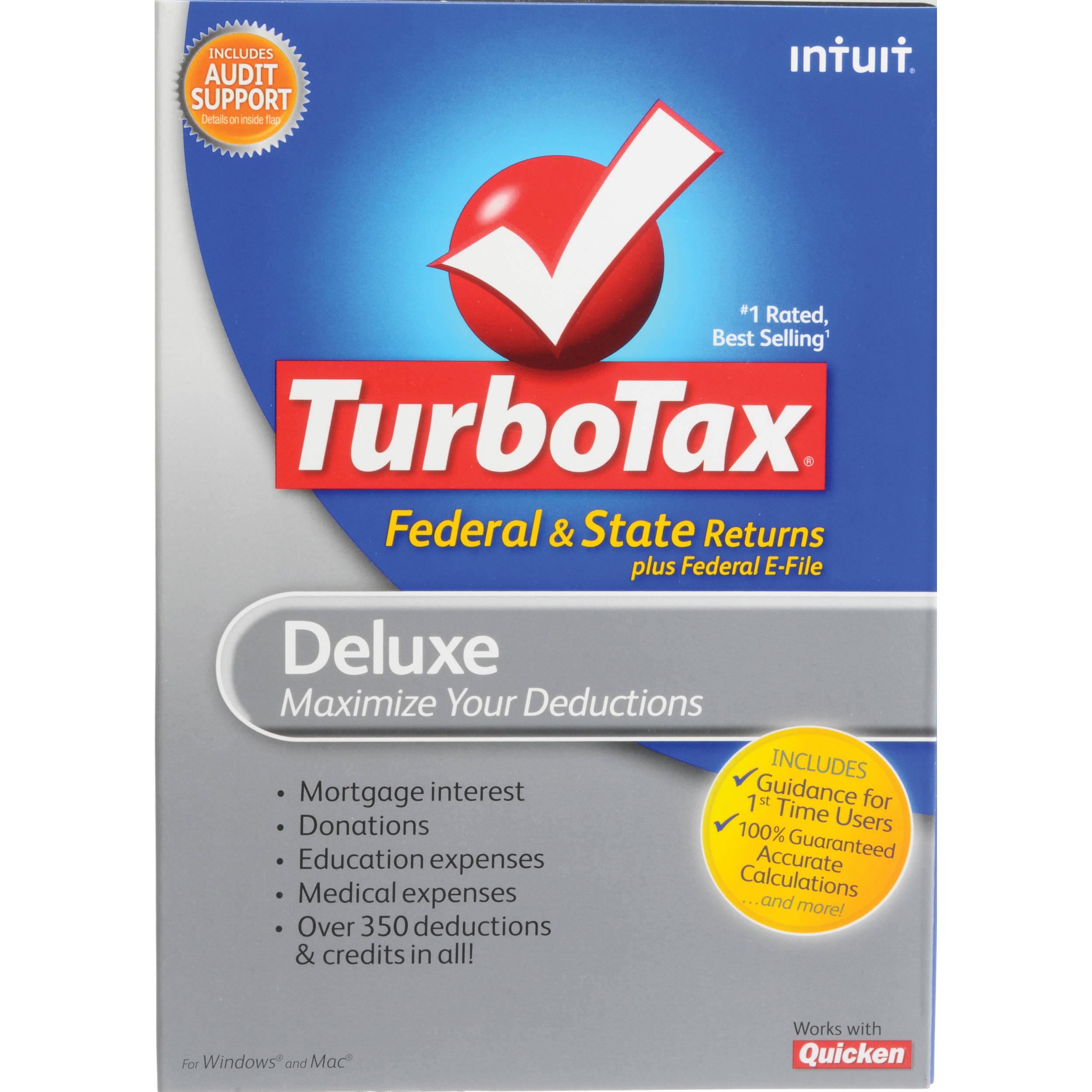 B Turbotax Worksheet