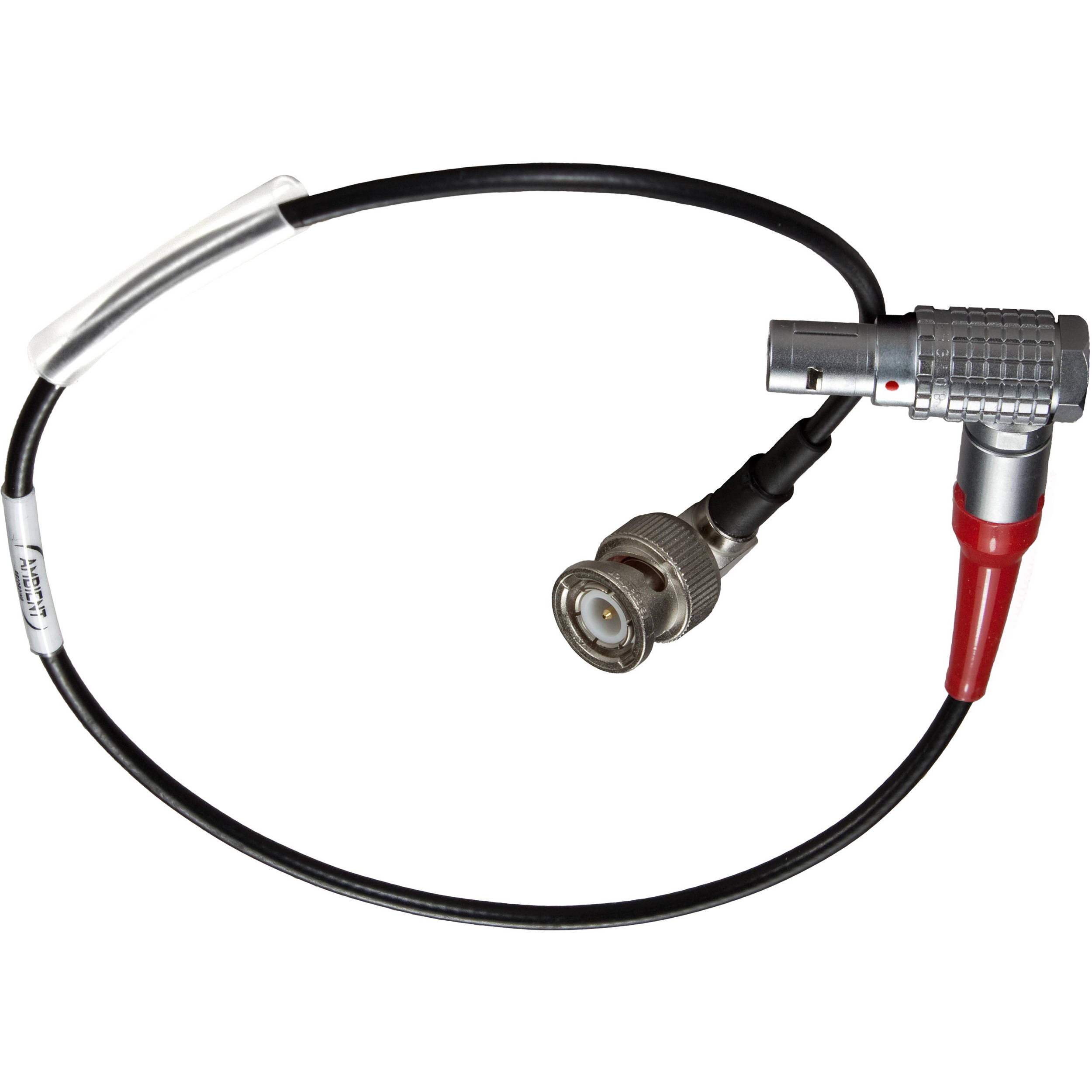 Ambient Recording Lemo 5 Pin To Bnc Output Cable Ltc Out Ra270