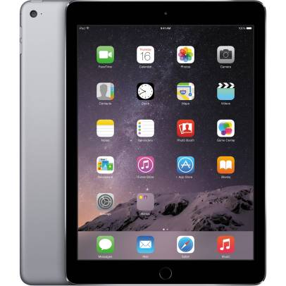 Image result for Apple iPad Air 2 with WiFi 64GB, Space Gray