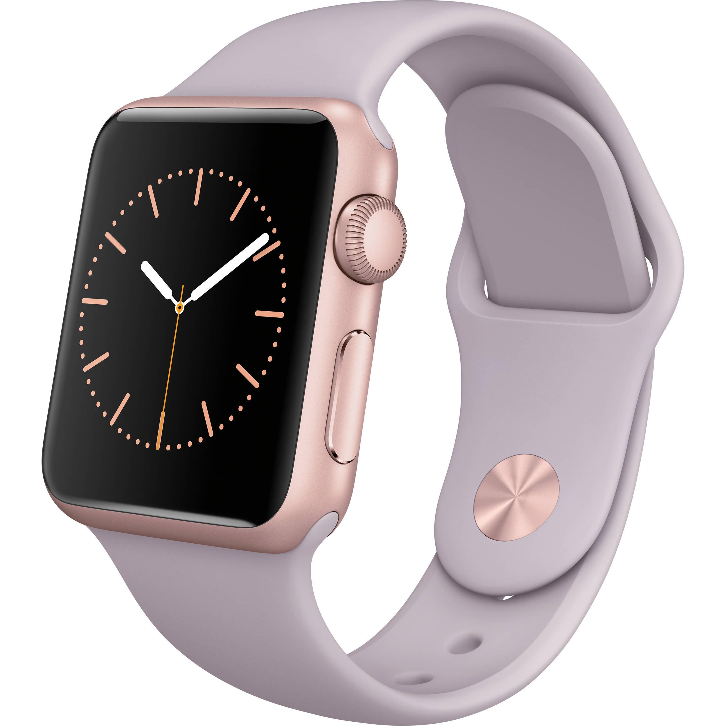 Apple Watch Sport 38mm Smartwatch MLCH2LLA BampH Photo Video