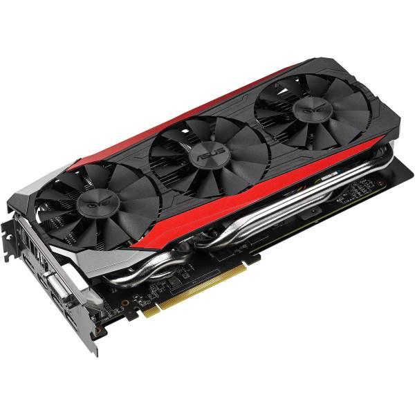 ASUS Strix Radeon R9 390 Graphics Card STRIXR9390DC3OC