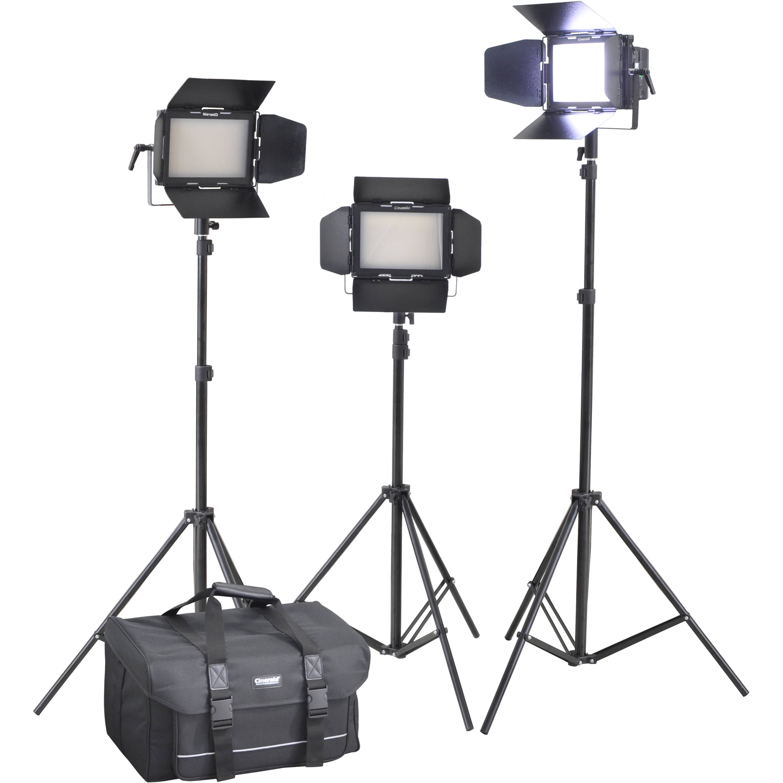 Continuous Lighting Kit