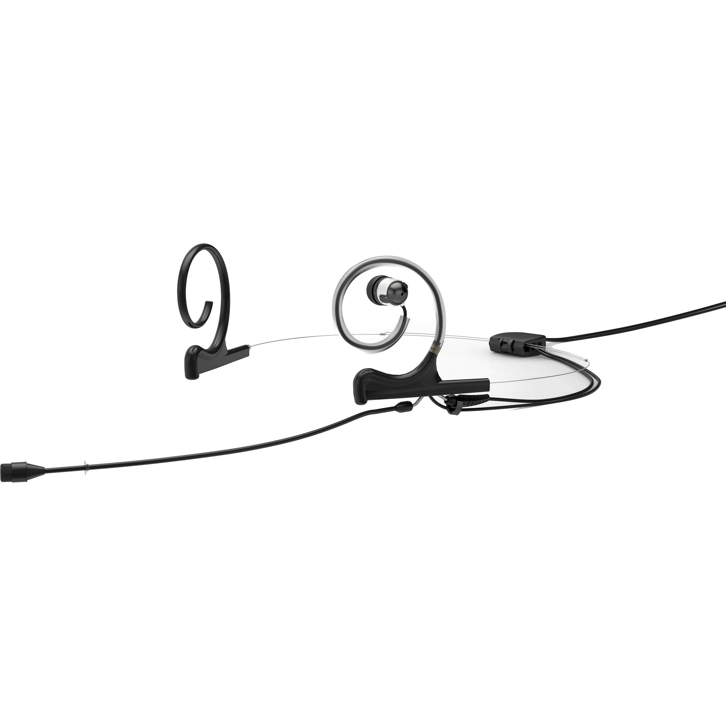 Dpa Microphones D Fine Omni In Ear Fio66ba56 2 Ie1 B B Amp H
