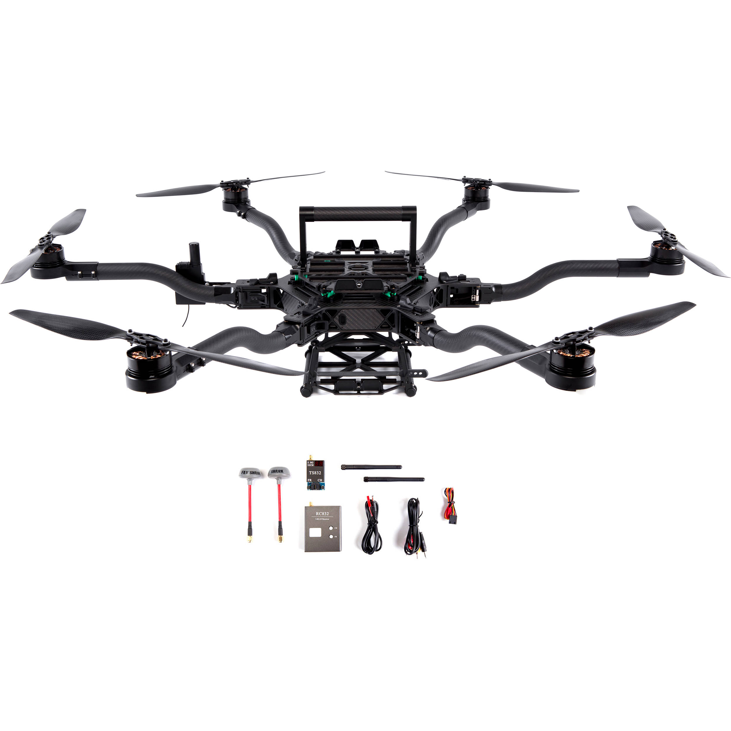 Freefly Alta 6 Drone With Fpv System 950 B Amp H Photo Video