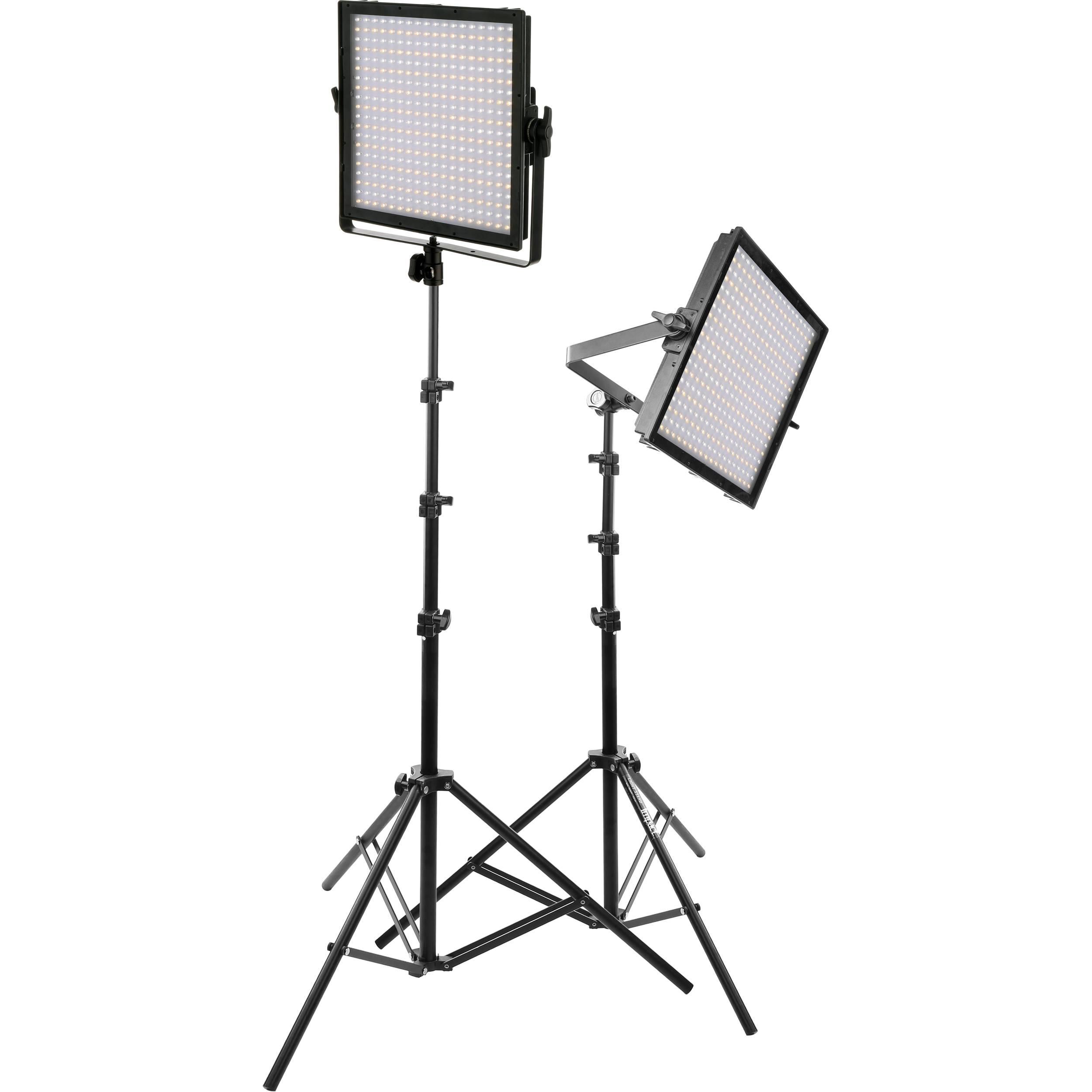 Genaray Spectroled Essential 360 Bi Color Led Sp E 360b