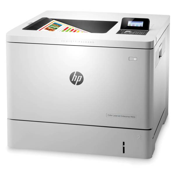 HP LaserJet Enterprise M553dn Color Laser Printer B5L25A BGJ B H HP LaserJet Enterprise M553dn Color Laser Printer