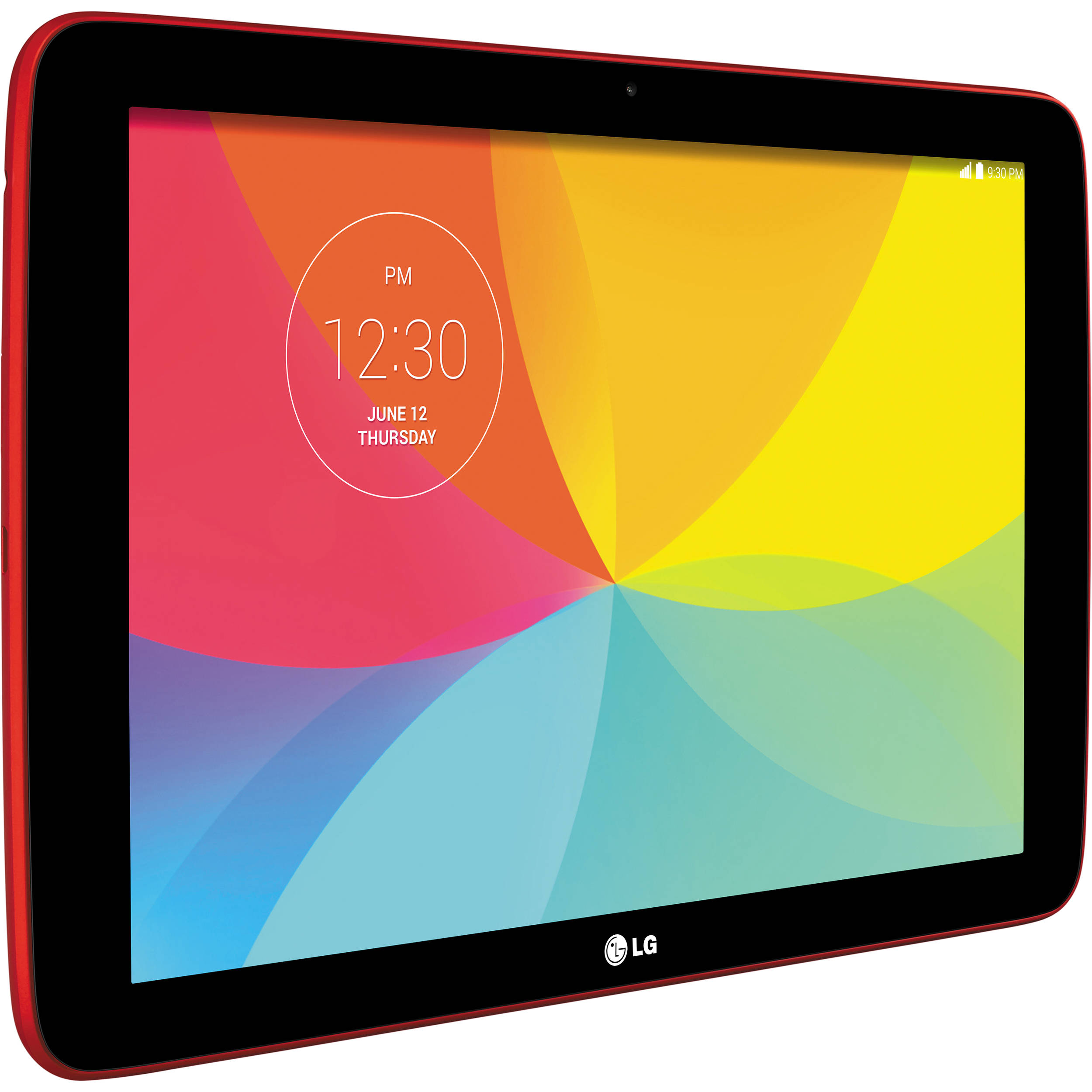 Lg 16gb G Pad 10 1 Wi Fi Tablet Red Lgv700sard