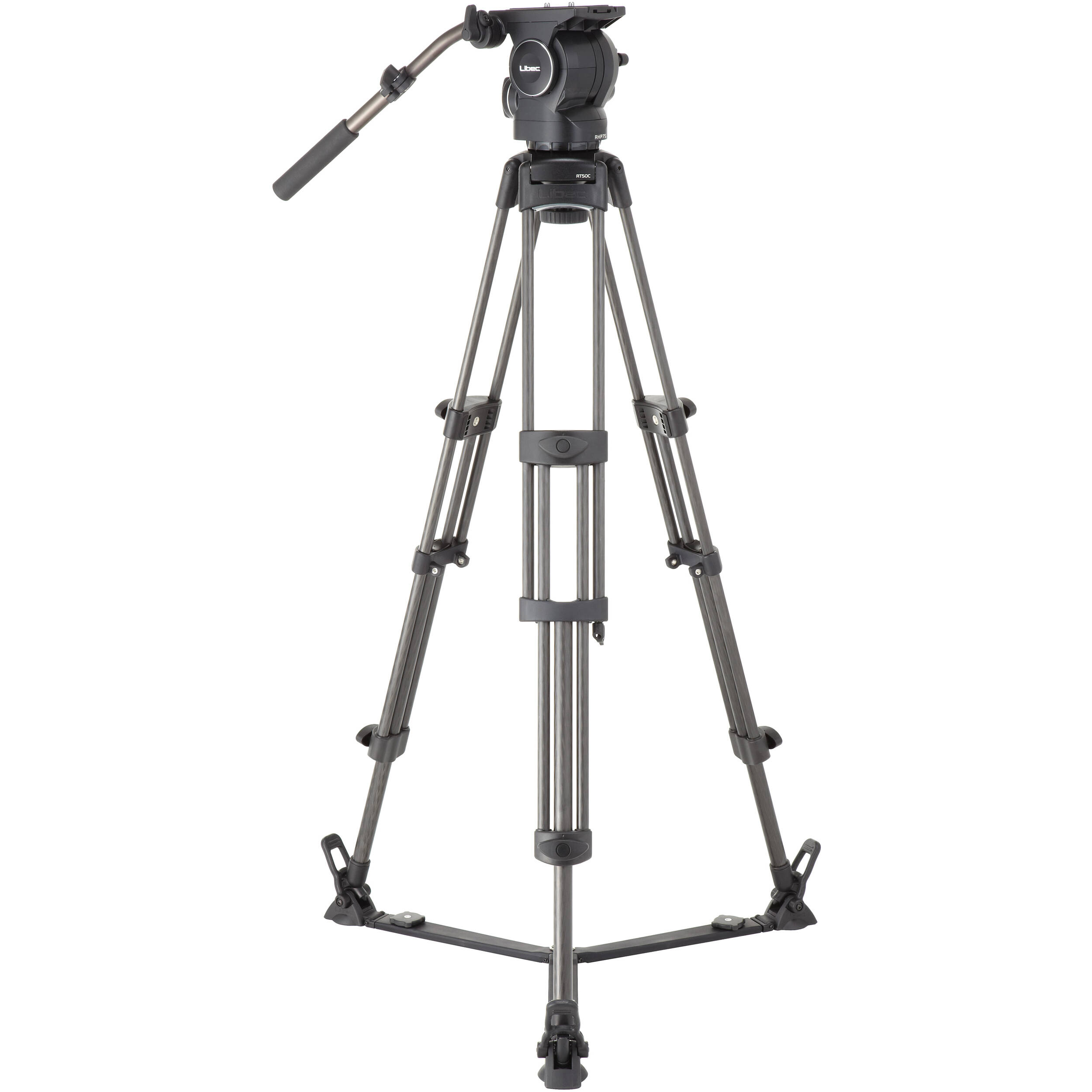 Libec Rsp 750c Professional Carbon Piping Tripod System Rsp 750c